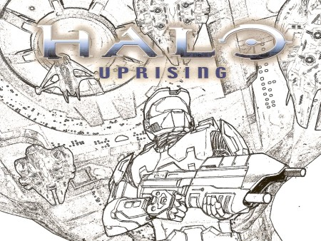Review: Halo Uprising #1