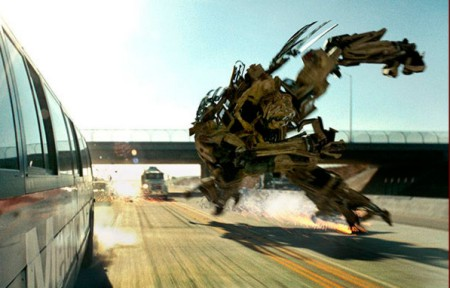Transformers DVD/HD-DVD On Shelves Today!