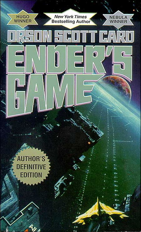 GWC Book Club Nov. Selection: Ender's Game