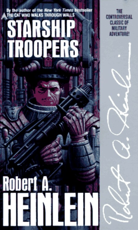 GWC Book Club's December Read: Starship Troopers