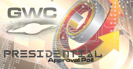 BSG Weekly Presidential Approval Poll: April 17, 2008 (Escape Velocity)
