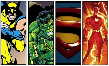 AICN On Hulk, Wolverine, Superman, And Justice League