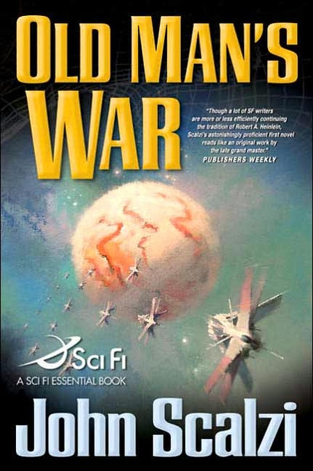 Scalzi's Old Man's War -- Free