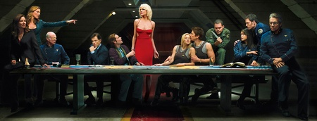 "David Weddle On The Cylon ""Plan"" And Starbuck's Destiny"