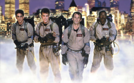 BRONZE BOMBERS Ghostbusters