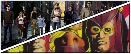Heroes <> Watchmen