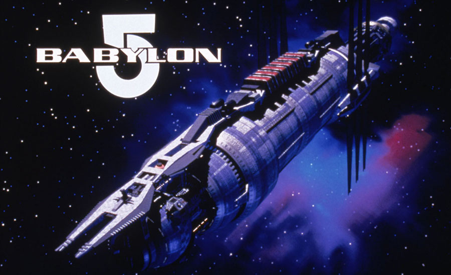 Come Frak Babylon 5 With Us!
