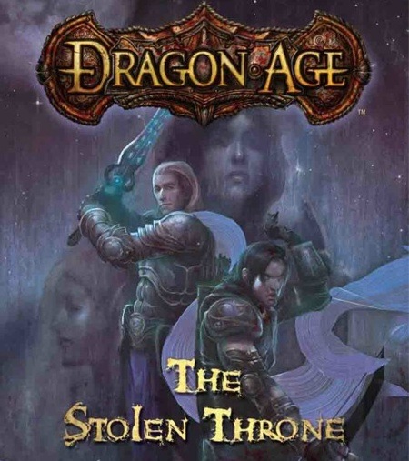 Review: Dragon Age -- The Stolen Throne