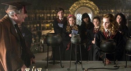 Half-Blood Prince Shatters Box Office Record