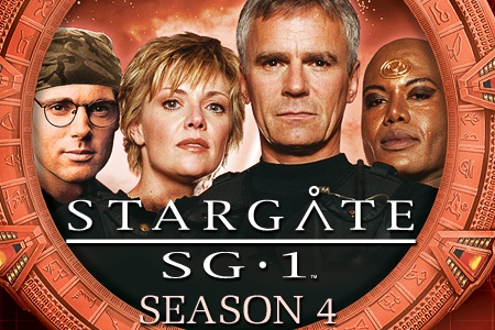 SG-1 Season 4 Now Available On Hulu
