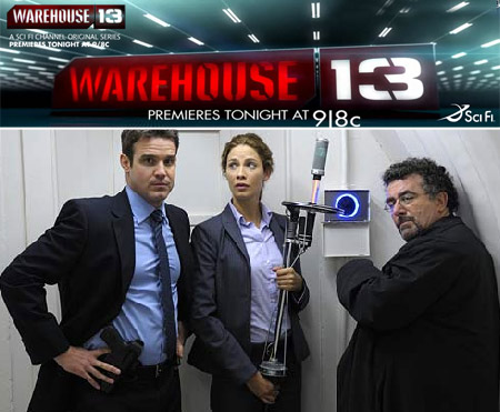 Warehouse 13 Premiere
