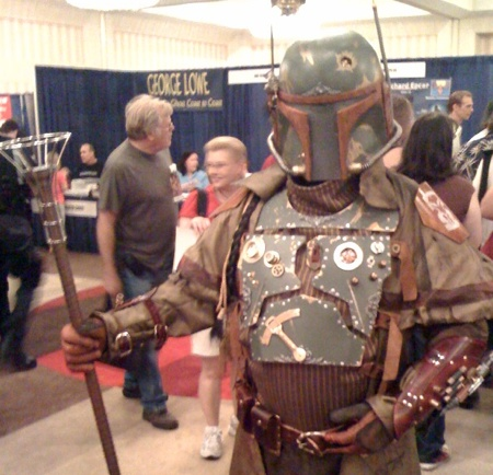 Live From D*C: Steampunk Fett