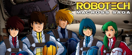 Free TV: Robotech Macross Saga On Hulu
