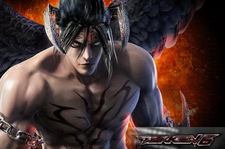 Tekken 6 -- The Kings Of Iron Fist Return