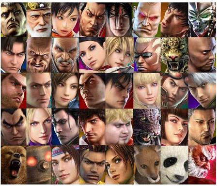 Galactic Watercooler Tekken 6 The Kings Of Iron Fist Return