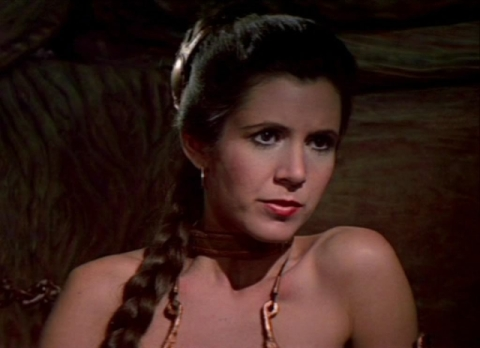 An Examination of Slave Leia