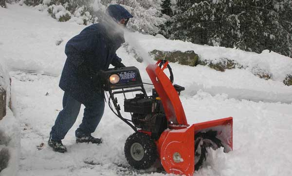 Snowblowers, Wine Coolers and William Shatner