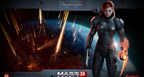 The New FemShep and Female Game Protagonists