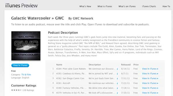 Behind the Mic: 4 Things to Know About iTunes, RSS and Other Podcatchers