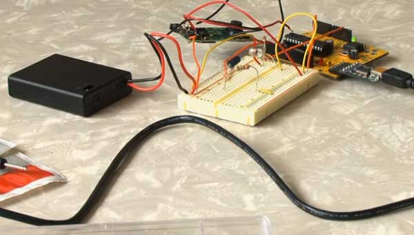 Geek Projects: Building a Camera Trap