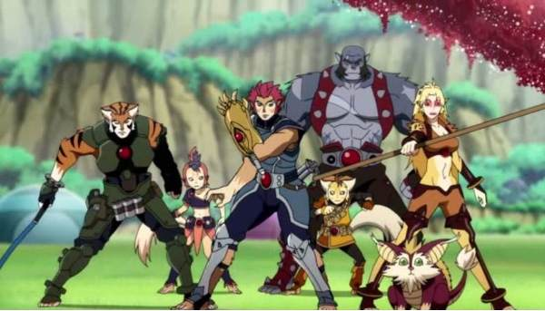 Thundercats2011 GWC Thundercats TV Trailer