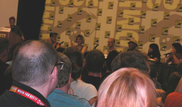 SDCC 2012: Sci-Fi That Will Change Your Life