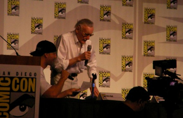 SDCC 2012: Stan Lee's World of Heroes Panel