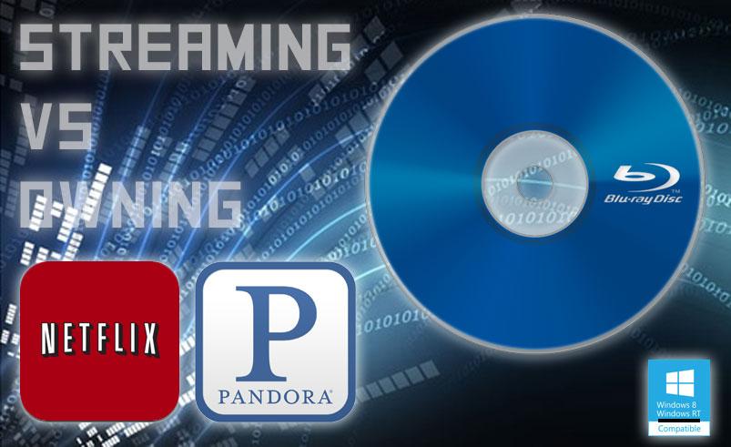 #88: Streaming vs. Owning, Windows Naming Disaster